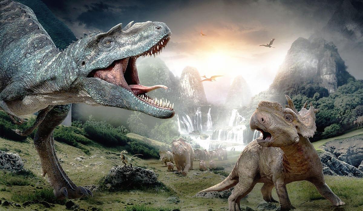 как погибли динозавры