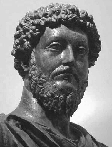 Философ Марк Аврелий