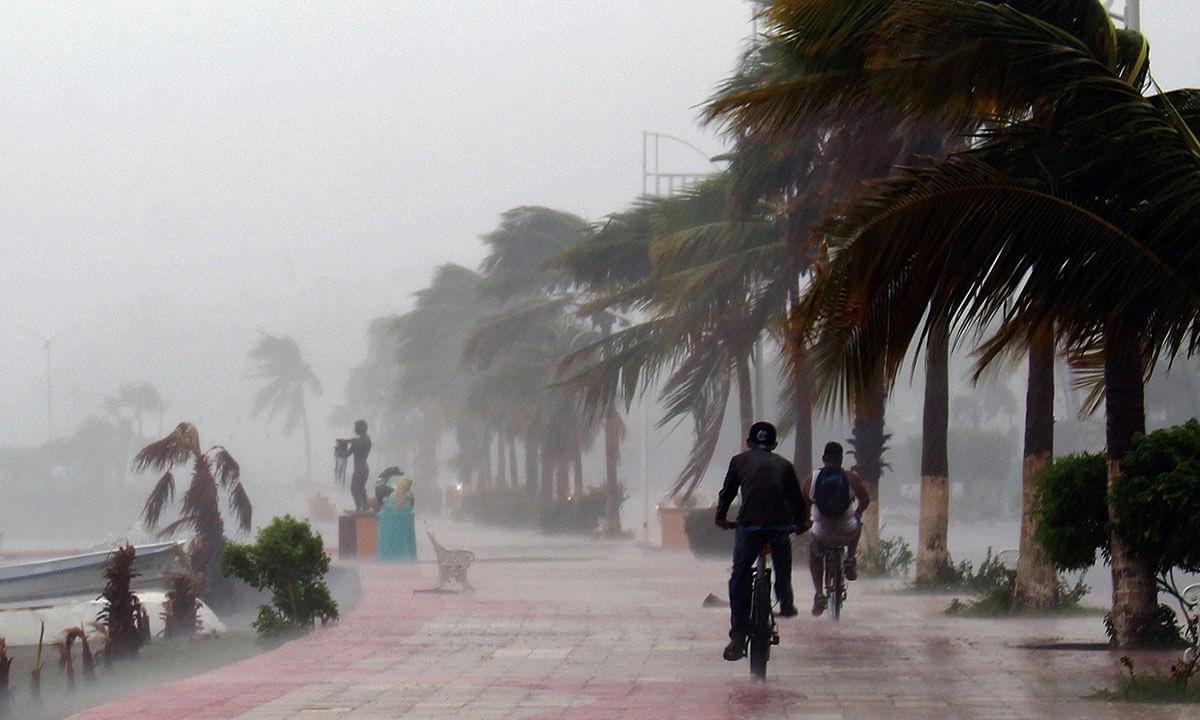 Ураган Джон