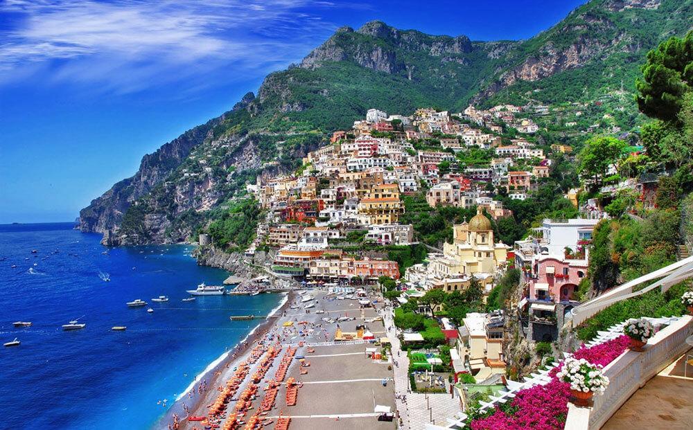 Пляжи в Италии