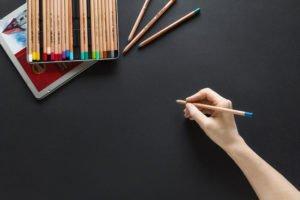 овладеть навыками рисования