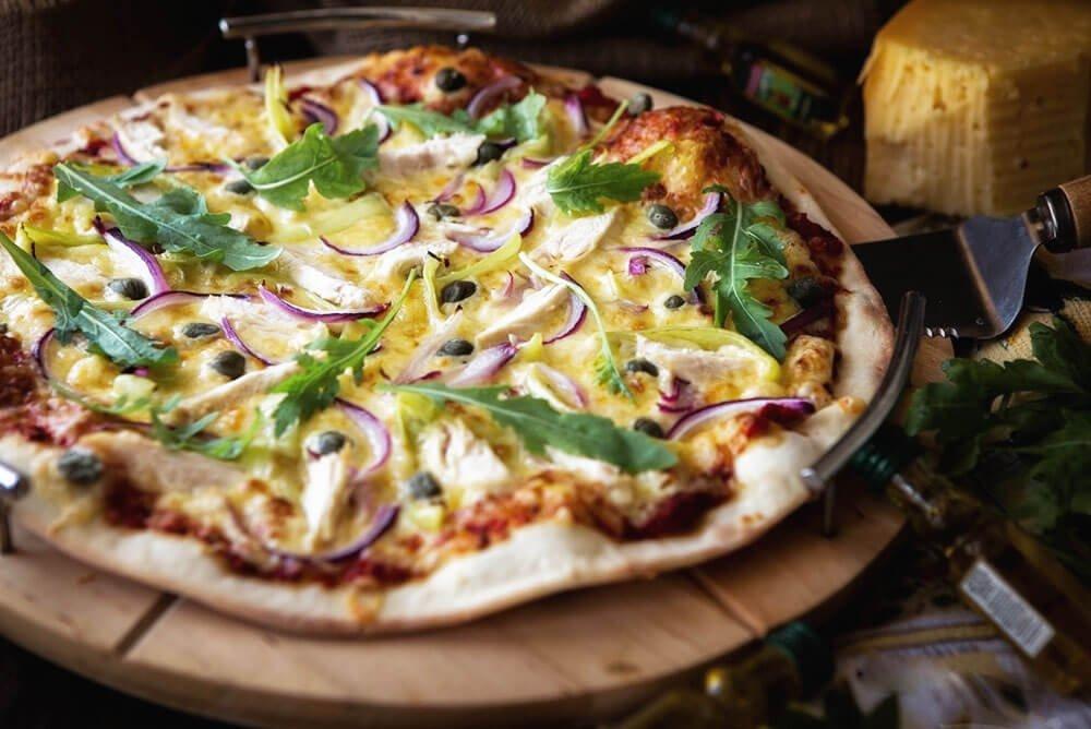 Посетить италию ради пиццы пицца