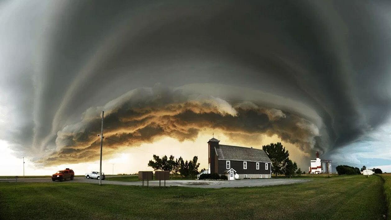 Торнадо в америке