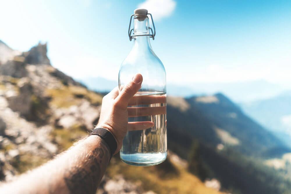 пить воду для здоровья