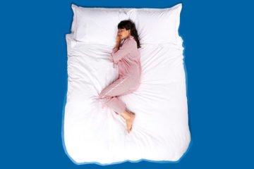 Что означают позы сна