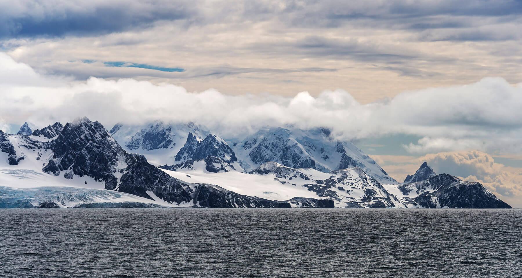 Антарктика факты