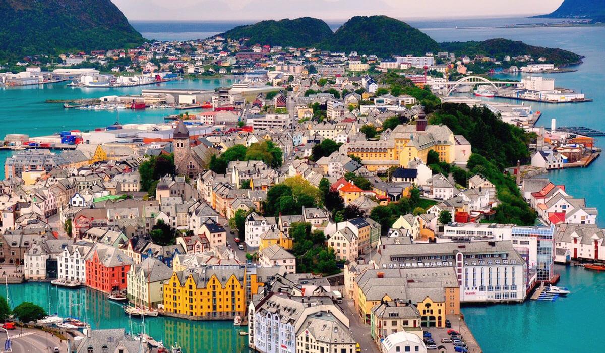 Дания в списке чистых стран