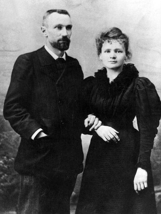 Пьер и Мария