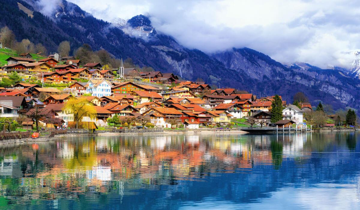 Швейцария - самая чистая страна в мире