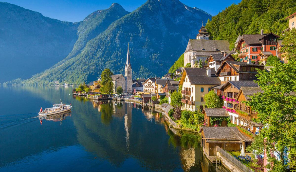 Австрия в рейтинге чистых стран