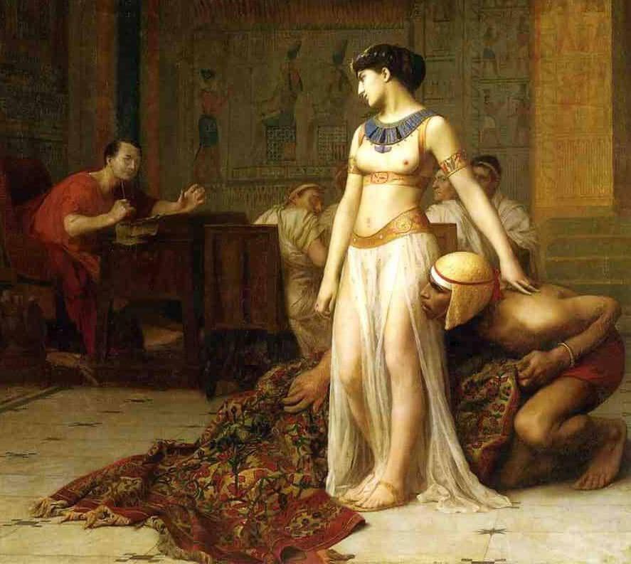 Картина Клеопатра