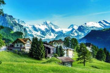 самые чистые страны в мире