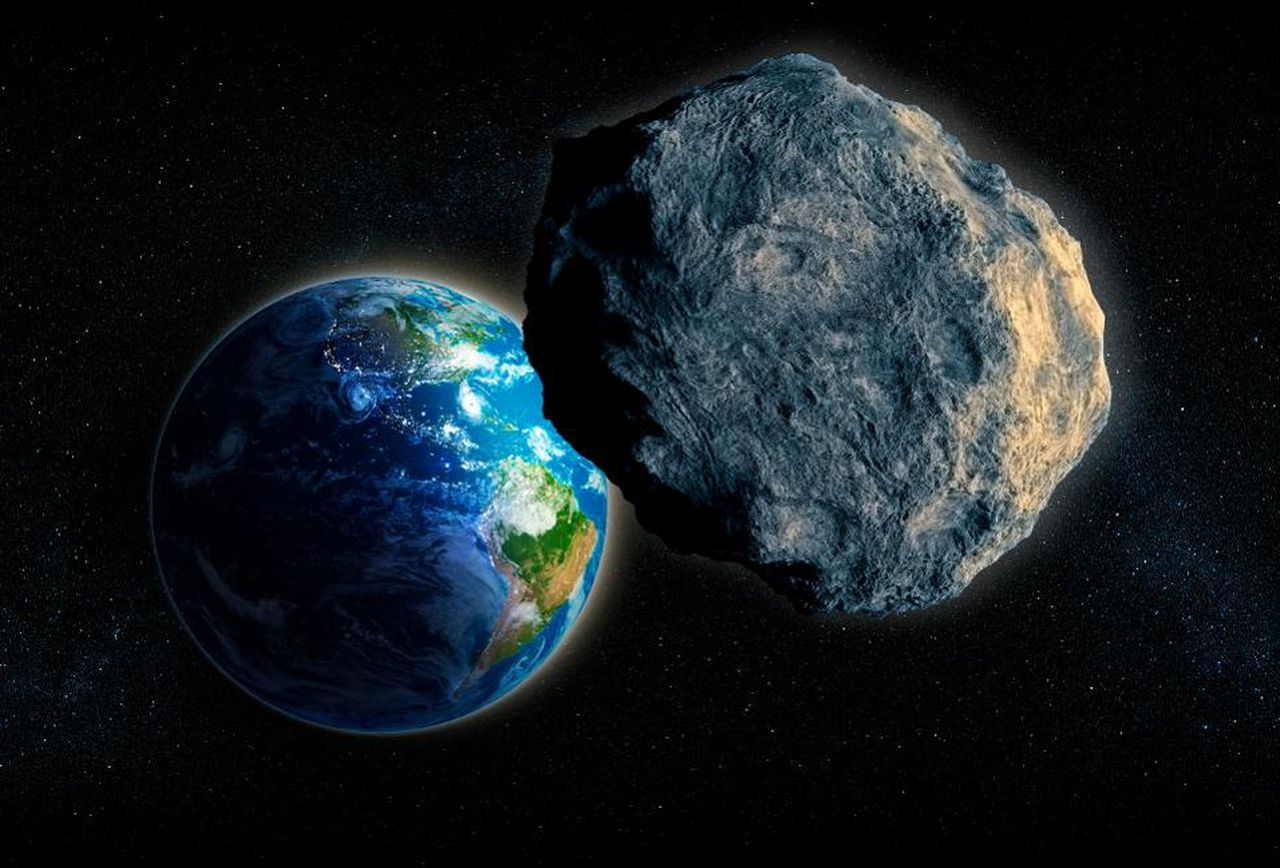 объект из космоса