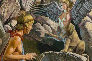 мифы греции