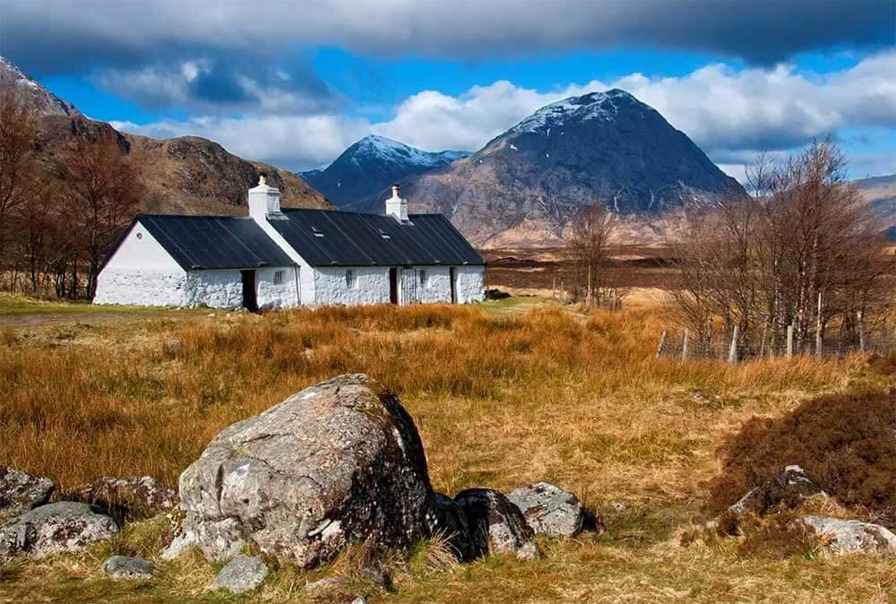 Гленко, Шотландия - самая красивая страна в мире