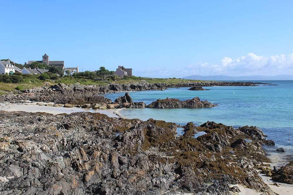 Остров Айона - Шотландия