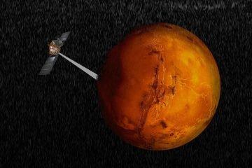 Кислород на Марсе