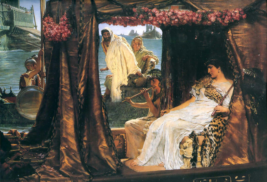 факты о Клеопатре