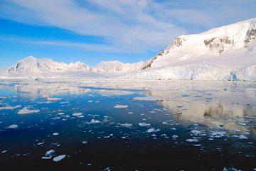 льды тают