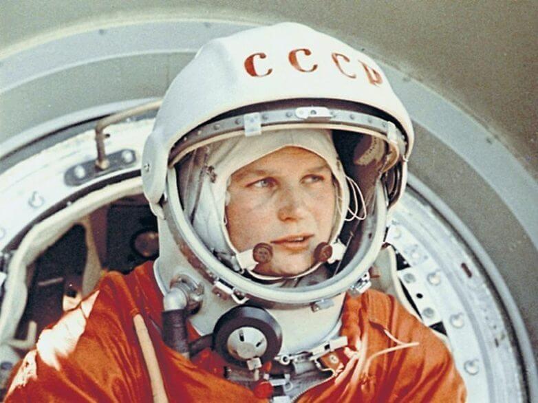 Женщины в космосе: Валентина Терешкова