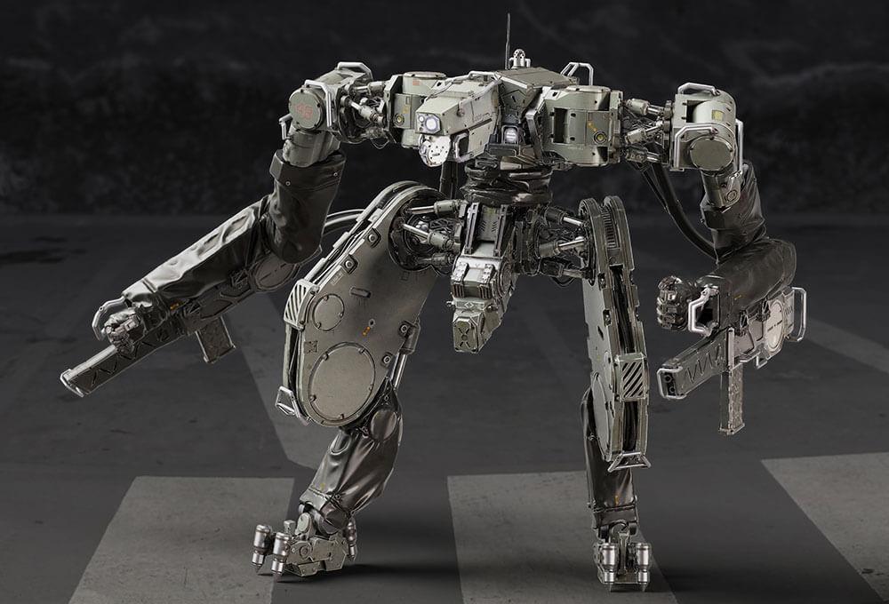 боевой робот убийца