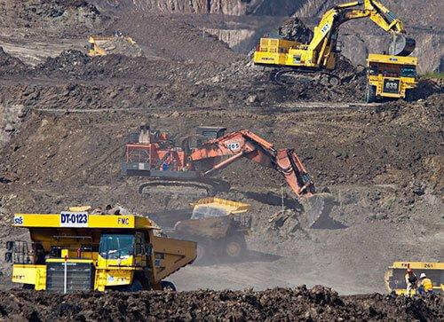 Добыча полезных ископаемых влияет на глобальное потепление