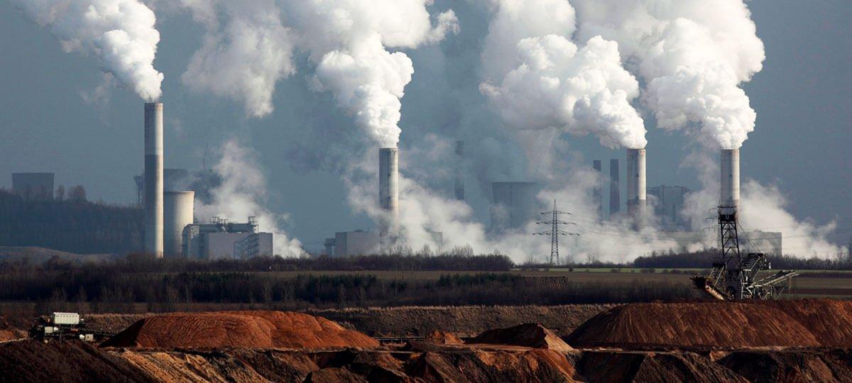 Глобальное потепление из-за парниковго эффекта