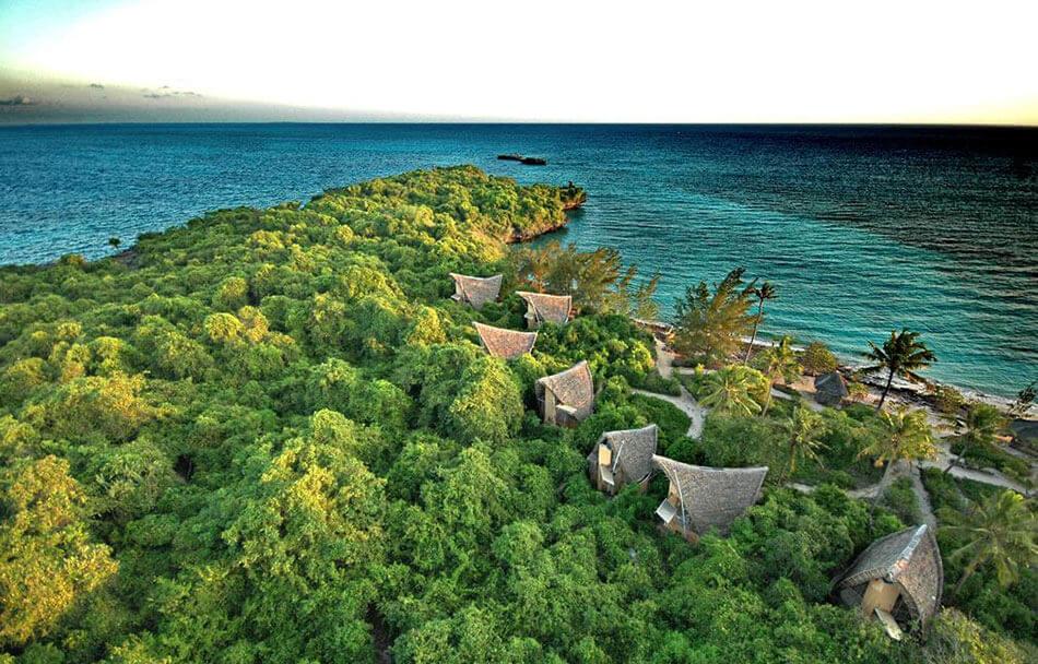 остров Чумбе