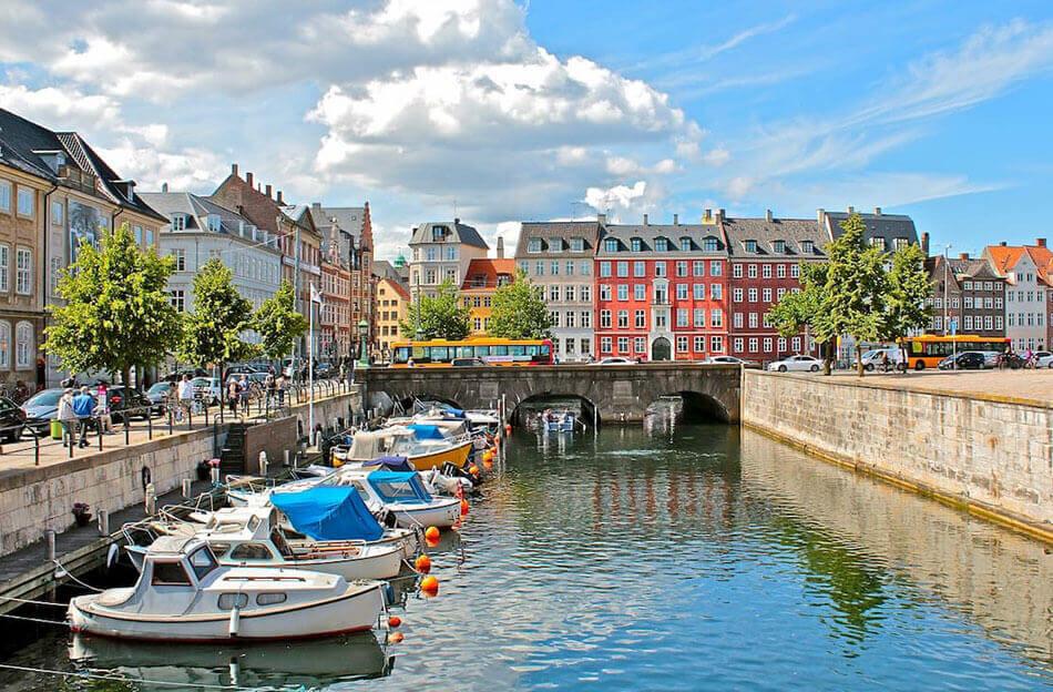 Копенгаген экология