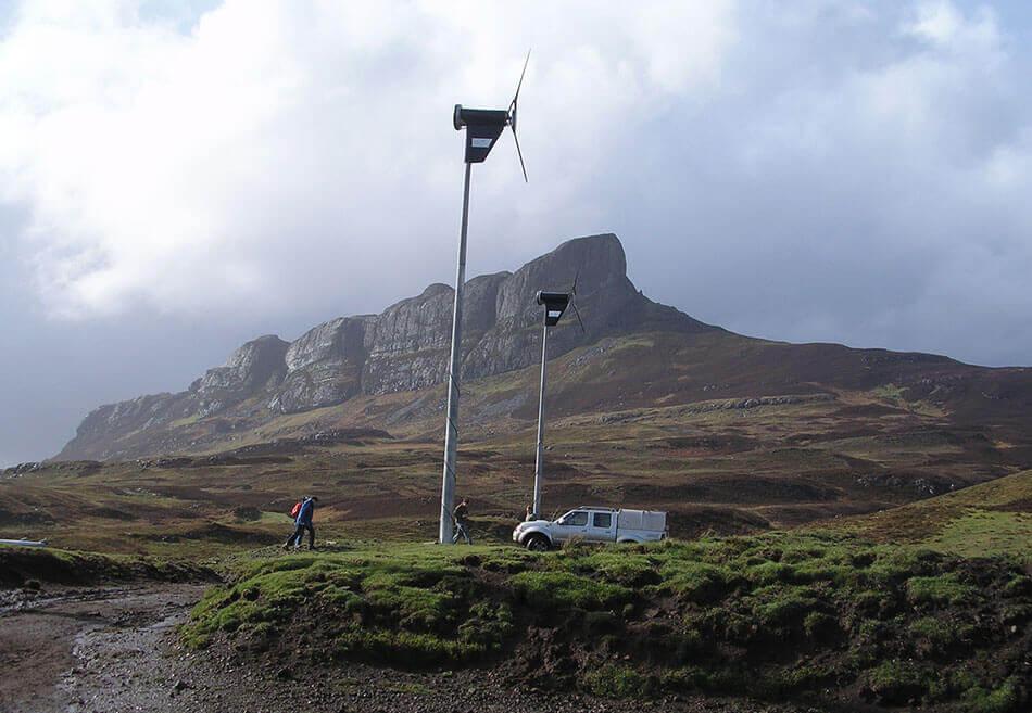 Зеленая Шотландия