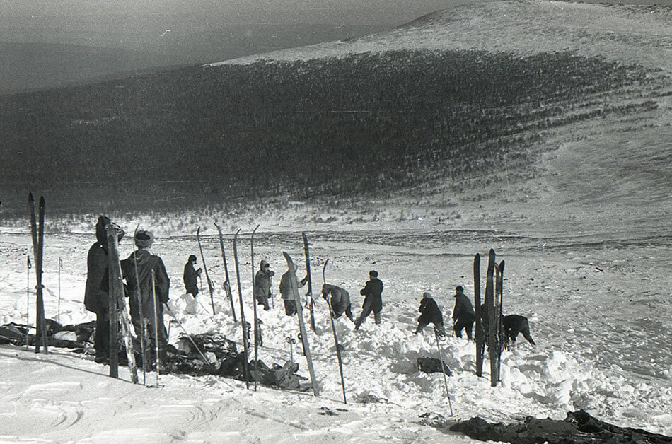 Тайны истории: перевал Дятлова