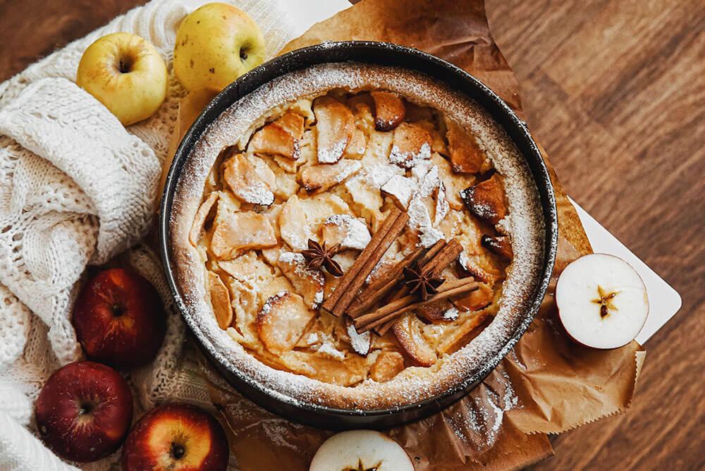 пирог и осень