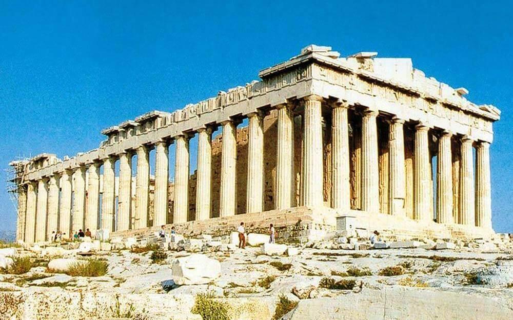Афины Древней Греции