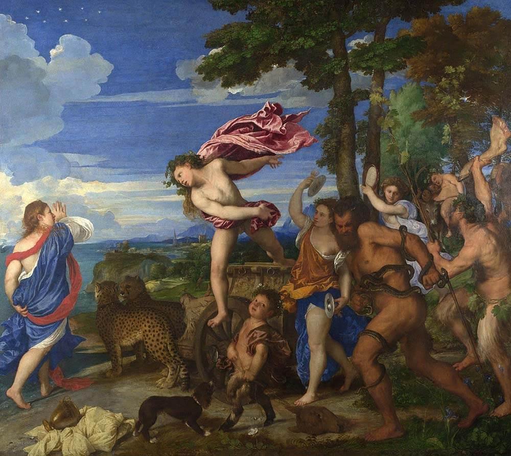 эпоха возрождения картины