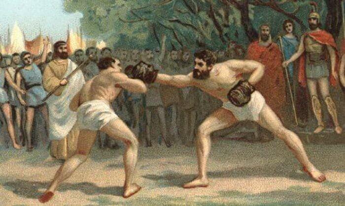 олимпийские игры в греции