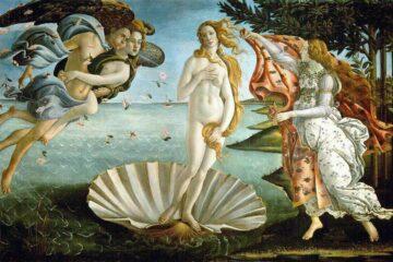 Эпоха возрождения: венера