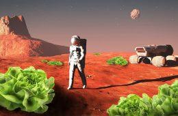 полёт на Марс