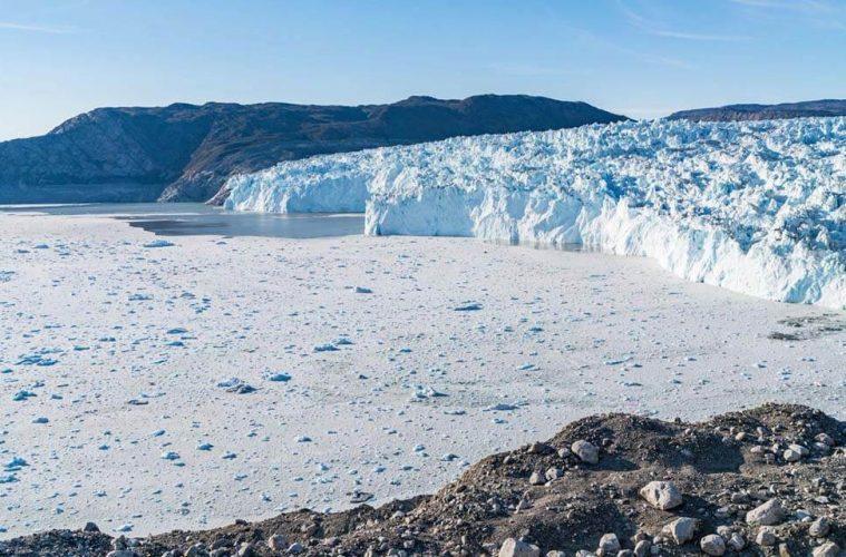ледники Гренландии тают