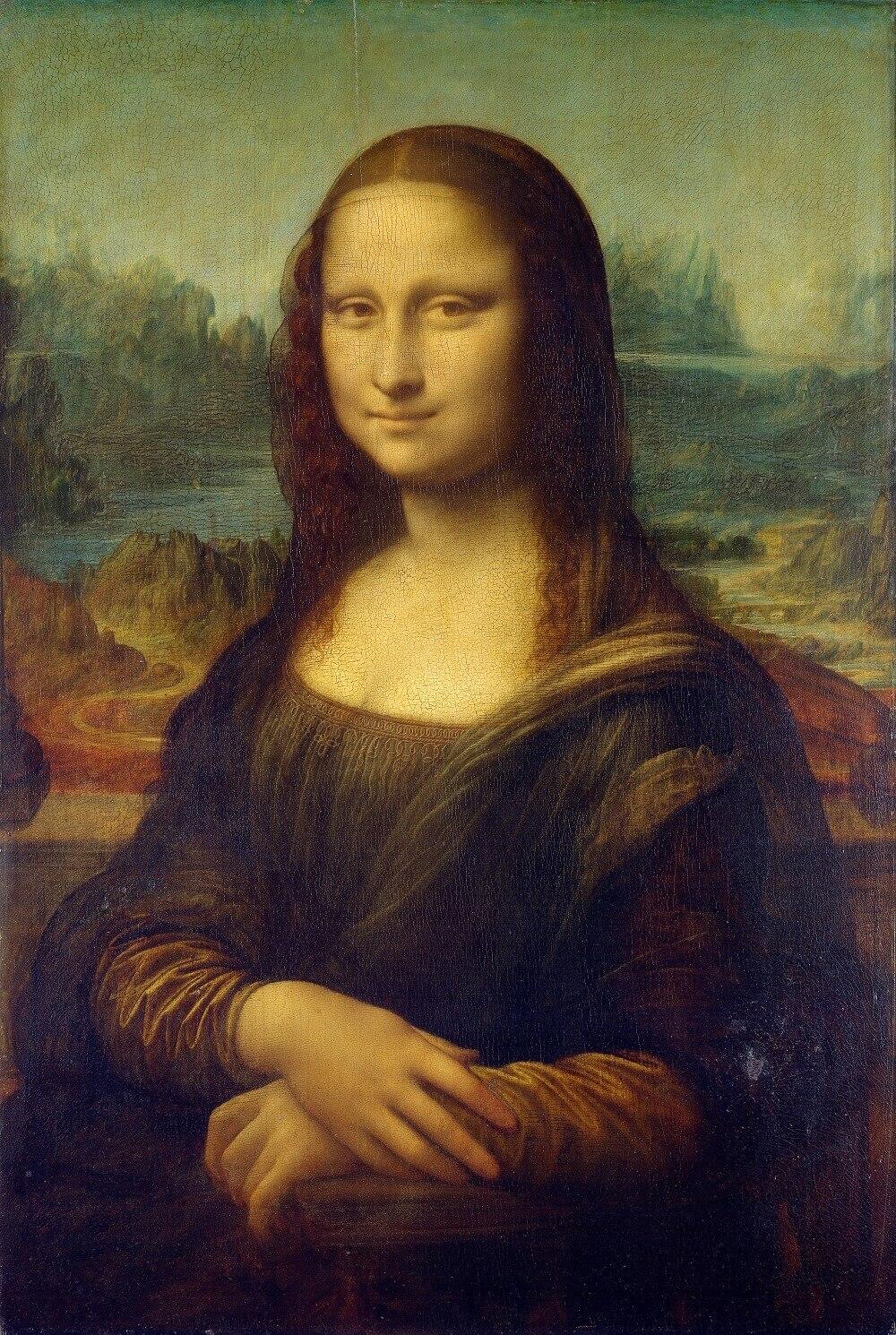 Мона Лиза секреты