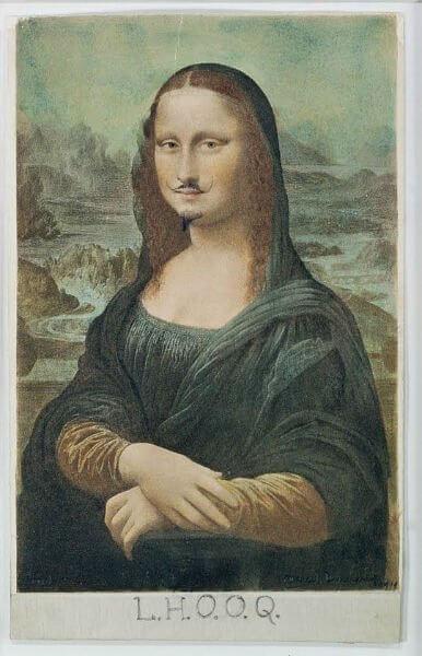 Мона Лиза Дюшан